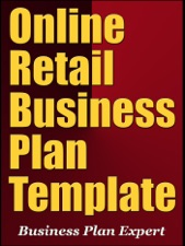 Online Retail Business Plan Template By Business Plan Expert On IBooks - Business plan template online