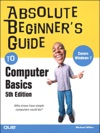 Absolute Beginners Guide To Computer Basics 5e
