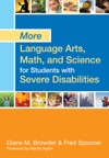 More Language Arts Math And Science For Students With Severe Disabilities