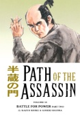 Path of the Assassin Volume 10: Battle For Power Part Two