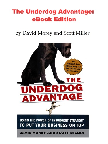 The Underdog Advantage EBook Edition