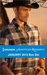 Harlequin American Romance January 2015 Box Set