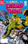 The Saga Of The Swamp Thing 1982- 22