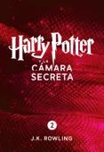 J.K. Rowling - Harry Potter y la cámara secreta portada