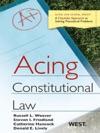 Weaver Friedland Hancock And Livelys Acing Constitutional Law