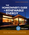 The Homeowners Guide To Renewable Energy