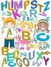 Interactive ABC For Kids 3D