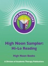 High Noon Books Hi Lo Sampler