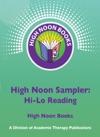 High Noon Books Hi Lo Sampler