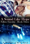 A Sound Like Hope Fallen Tuesday Book Three A Brothers Of Rock Novel