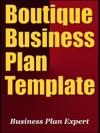 Boutique Business Plan Template Including 6 Special Bonuses