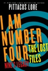 I Am Number Four The Lost Files Nines Legacy