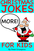 More Christmas Jokes for Kids