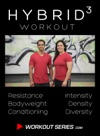 Hybrid 3 Workout Program