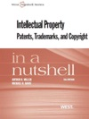 Miller And Davis Intellectual Property PatentsTrademarks And Copyright In A Nutshell 5th