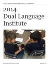 2014 Dual Language Institute