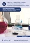 Operaciones Auxiliares Elementales En Laboratorio Y En Procesos En La Industria Qumica Y Afines