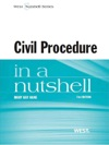 Civil Procedure In A Nutshell 7th