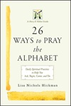 26 Ways To Pray The Alphabet