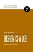 Design Is a Job - Mike Monteiro Cover Art