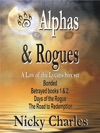 Alphas And Rogues A Law Of The Lycans Box Set