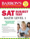 SAT Subject Test Math Level 1 5th Edition