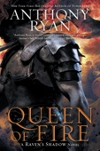 Queen of Fire - Anthony Ryan Cover Art
