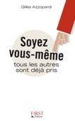 Gilles Azzopardi - Soyez vous-même ! artwork