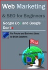 Web Marketing  SEO Google DOs  Google DONTs