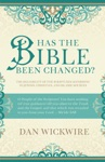 Has The Bible Been Changed The Reliability Of The Scriptures According To Jewish Christian And Islamic Sources