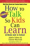 How To Talk So Kids Can Learn