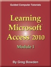 Learning Microsoft Access 2010