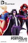 DC Collectibles Portfolio Summer 2013  2014 1