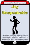 Joy Unspeakable Text Messages From Jesus Book 93