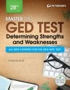 Master The GED Test Determining Strengths  Weaknesses