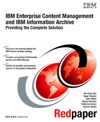 IBM Enterprise Content Management And IBM Information Archive
