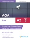 AQA Law A2 Student Unit Guide Unit 3 New Edition Criminal Law Offences Against The Person And Contract Law EPub