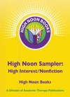 High Noon Books Hi Interest Sampler