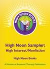 High Noon Books Hi Interest Sampler