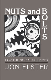 NUTS AND BOLTS FOR THE SOCIAL SCIENCES
