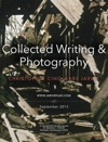 Collected Writing  Photography
