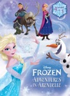 Frozen Adventures In Arendelle