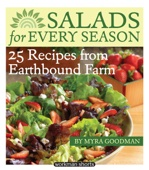 Salads for Every Season - Myra Goodman Cover Art