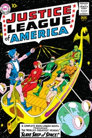 DOWNLOAD OF JUSTICE LEAGUE OF AMERICA (1960-1987) #3 PDF EBOOK