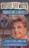 Murder, She Wrote: Manhattans & Murder - Jessica Fletcher & Donald Bain Cover Art