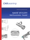 AutoCAD 2013 Model Documentation  Revealed