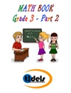 Math Book Grade 3 - Part 2