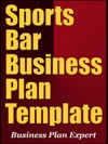 Sports Bar Business Plan Template Including 6 Special Bonuses