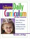 The Complete Daily Curriculum For Early Childhood Revised