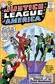 DOWNLOAD OF JUSTICE LEAGUE OF AMERICA (1960-1987) #4 PDF EBOOK